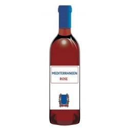 839- Mediterraneen Rose Visanti