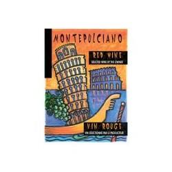 Label Montepulciano