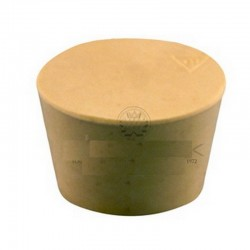 Rubber cork No. 10.5