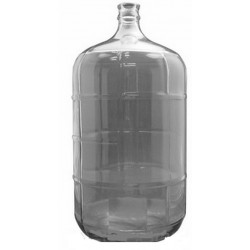 Carboy 18.9L glass