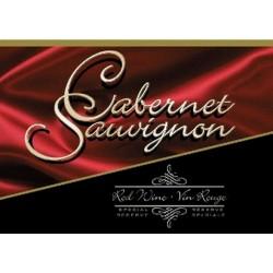 Label Cabernet Sauvignon